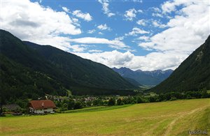 Antholz im Sommer